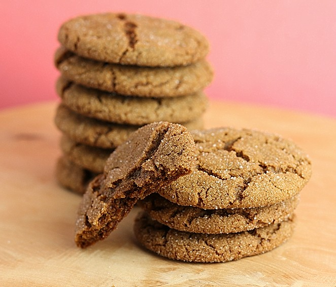 ginger-snap-cookies